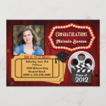 Class of 2013 Theater Graduation Invitation