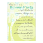 Dinner Party Pattern Card