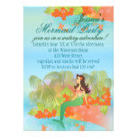 Dreamy Mermaid Invitation