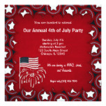 Freedom 4th of July Card