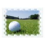 Golf Fairway Inviation Invitation