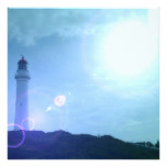Gorgeous Towering Lighthouse Card