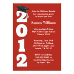 Graduation Party Invitation Class of 2012