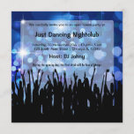 Grand Opening NightClub Invitation