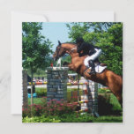 Grand Prix Horse  Invitations