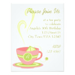 Hot Tea Card