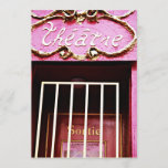 PINK THEATRE INVITE ~EZ2 CUSTOMIZE THEATER PLAY
