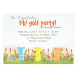 Tiki Golf Card