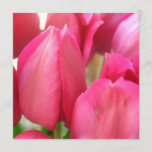 Tulip Bulbs Invitations