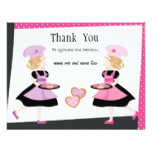 Two Baking Cuties with cookies! Card